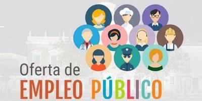 Publicada la oferta empleo público 2021